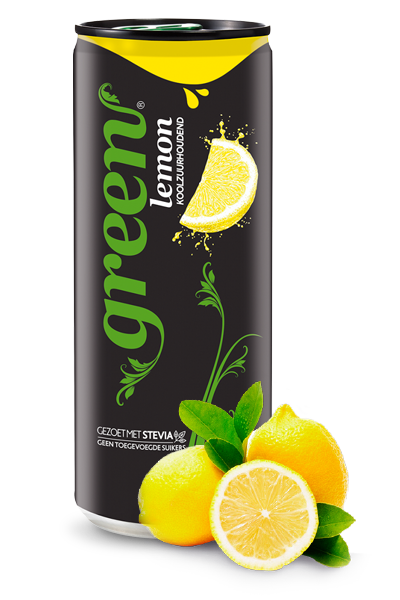 Green Cola Lemon