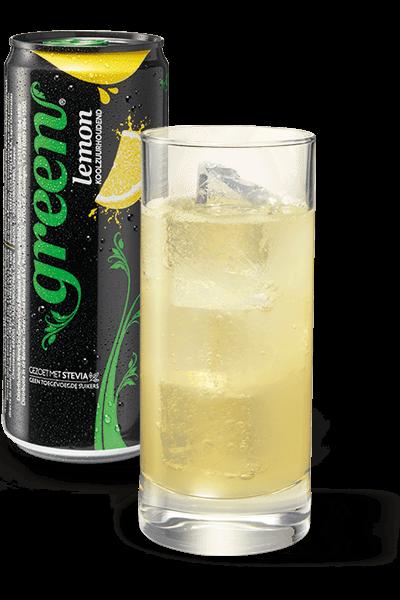 Green Cola Lemon